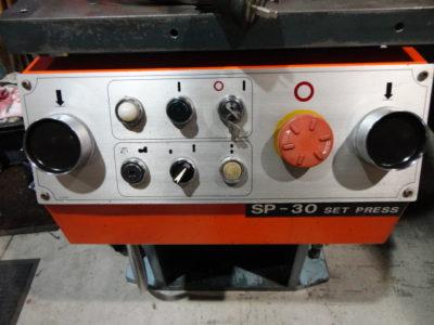 アマダ セットプレス SP-30Ⅱ