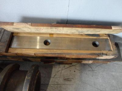 アマダ(NCC)4mシャーリング替刃