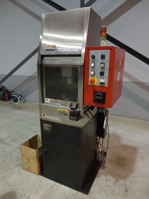 アマダ TOGU-Ⅲ 金型研磨機
