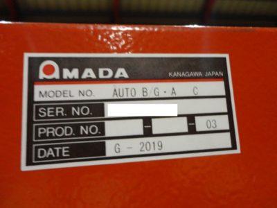 アマダ RG-125