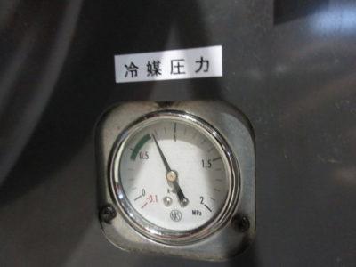 日立 7.5kwコンプレッサー10馬力